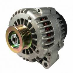 ALTERNATOR CHEVROLET SILVERADO AVALANCHE TAHOE ESCALADE V6 4.3L V8 4.8L 5.3L 6.0L 6.6L 99-05 MRF DELCO 12V 145A CW S6